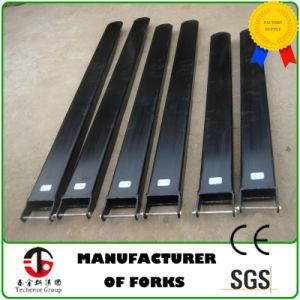 China Forklift Forks Manufacturer Fork Extension pictures & photos