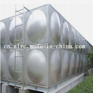 Drinking Water Tank Stainless Steel 304 Water Storage Tank pictures & photos