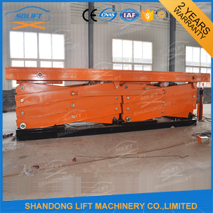 Heavy Duty Electric Scissor Hydraulic Weight Lifting Platform with Ce pictures & photos