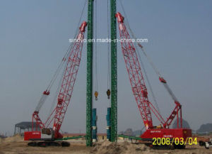Hydraulic CQUY550 Crawler Crane for Lifting in Construction pictures & photos