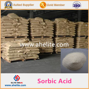Food Preservative Sorbic Acid Acicular Crystal pictures & photos