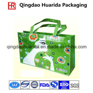 Water Proof Non-Woven Polypropylene Fabric Bag for Shopping pictures & photos