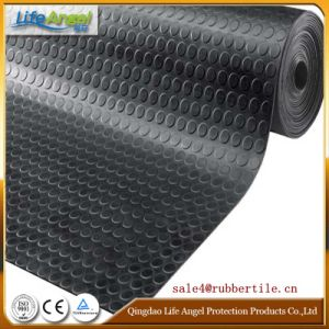 Rubber Garage Floor Mat / Rubber Floor Mat for Garage pictures & photos