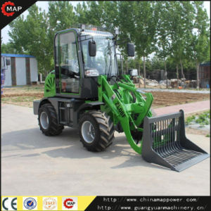 Zl08f Cheap Mini Loader 0.8ton Wheel Loader pictures & photos