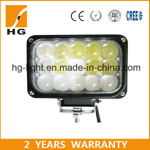 30W LED Straight Offroad Spot Lighting 4X4 LED Driving Light pictures & photos
