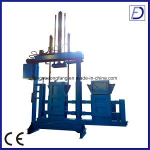 Y82t-63yf Vertical Cloth Compress Baler Machine pictures & photos