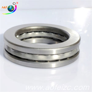 A&F Bearing 51210(50*78*22mm)Thrust Ball Bearing/Ball Bearing8210 pictures & photos