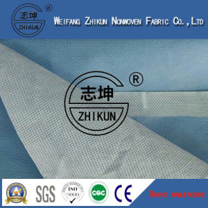 Medical SMS PP Non-Woven Fabric for Hospital Disposable Surgical Instruments pictures & photos