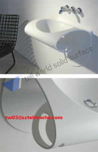 Good Quality Sink, Round Wash Basin, Counter Top Wash Basin pictures & photos