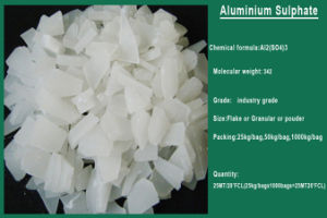 17% Water Treatment Chemical None-Ferric Aluminium Sulphate pictures & photos