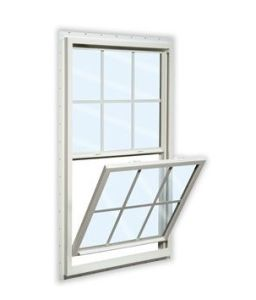 UPVC Single Hung Window pictures & photos