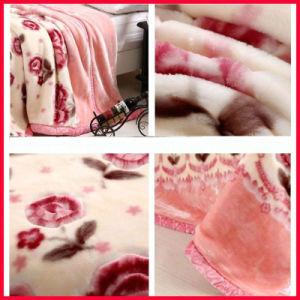 Super Soft Mink Blanket/Blanket 100% Polyester pictures & photos