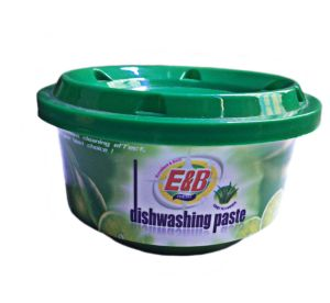 E&B 250g Lime Dishwashing Paste / Solid Detergent for Cleaning