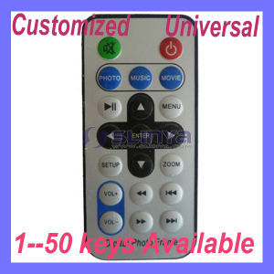 Universal Customized IR Remote Control Manufacturer pictures & photos