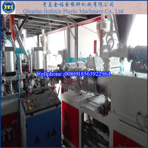 WPC Cabinet Foam Board Production Line pictures & photos