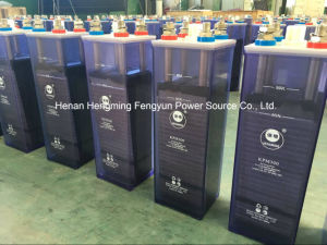 1.2V 300ah Kpm300 Pocket Type Nickel Cadmium Battery Kpm Series (Ni-CD Battery) pictures & photos