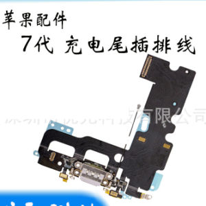 Charger Dock Connector Charging Port Flex Cable for iPhone 7 pictures & photos