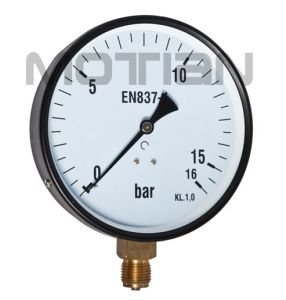 "Steel Case Pressure Gauge with 6"" Inch pictures & photos"