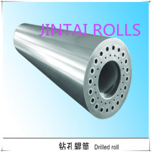 Alloy Drilled Roll for Paper Machine pictures & photos