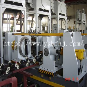 Flanging Machine Steel Drum Making Machine Steel Barrel Production Line 55 Gallon pictures & photos
