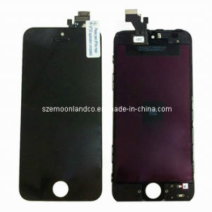 for iPhone 5 LCD with Glass Digitizer Assembly