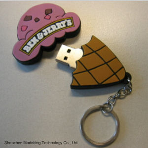 Top Quality Promotion PVC USB Flash Drives Flash Memory pictures & photos