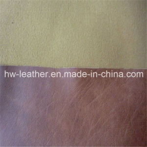 Fashion PU Leather for Garment (HW-1283) pictures & photos