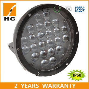 CREE 9inch 120W 6500k 12V/24V Headlight 4D LED Driving Light pictures & photos