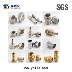 Pluming Accessories Brass Fitting (L1018) pictures & photos