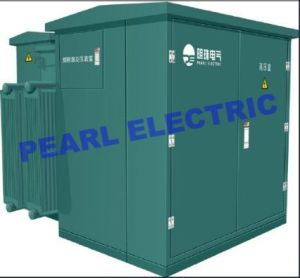 35kv 110kVA~22000kVA Oil-Immersed Pad-Mounted Transformer pictures & photos