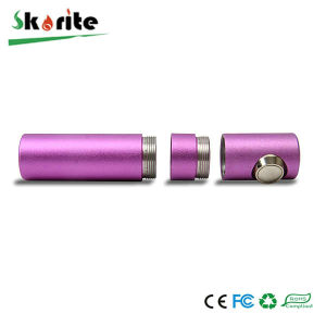 Fashionable Electric Cigarette with Purple, Electric Cigarette with 510 Screw Thread Mod