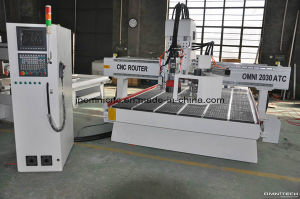 Tangential Atc CNC Router Machine for Paper/ Cloth/Carton Cutting