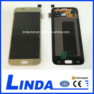 Original Touch Screen LCD for Samsung Galaxy S6 LCD pictures & photos