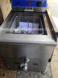 18L Small LPG Gas Countertop Deep Fryer pictures & photos