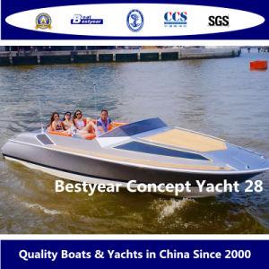 Concept Yacht 28 Concept Boat pictures & photos