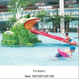 Frog Fiberglass Water Park (TY-41411) pictures & photos