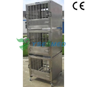 Vet Clinic Stainless Steel Large Dog Cage pictures & photos