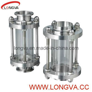 Stainless Steel Inline Sight Glass pictures & photos