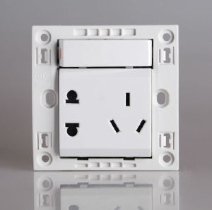 Plastic Injection Mould/Mold for Schneider Socket pictures & photos