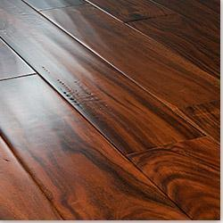 Popular Handscraped Acacia Engineered Wood Flooring pictures & photos