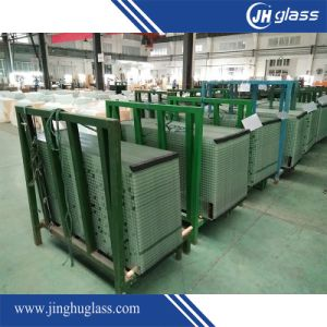 10mm Edged Tempered Glass for Doors pictures & photos
