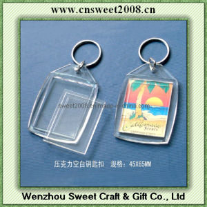 Promotion Gift Acrylic Keychain (YC01) pictures & photos