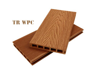 WPC Decking Factory in High Quality and Low Price