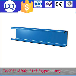 C Type Channel Steel Used in Building Construction and Supplier in China