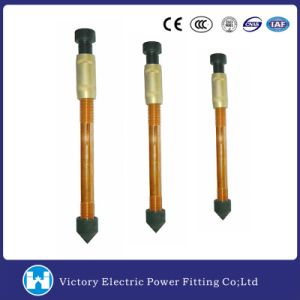 OEM Copper Earth Rod for Ground Wire pictures & photos