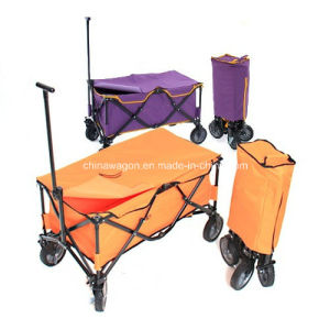 Outdoor Travel Folded Cart and Wagon pictures & photos