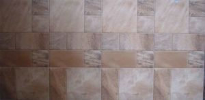 Stone Grain Wood Laminate Flooring of Parquet Design pictures & photos