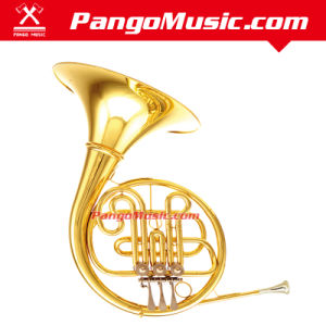 Bb Tone Brass Body French Horn (Pango PMFH-780) pictures & photos
