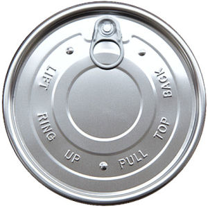 401# Aluminum Easy Open Lid pictures & photos