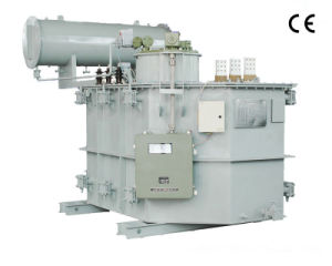 18000kVA 35kv High Voltage Rectifier Transformer (ZHSFZ-18000/35) pictures & photos